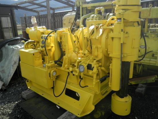 Longyear Megalo 38-150, Perforadoras Diamantinas, varias unidades disponibles image1